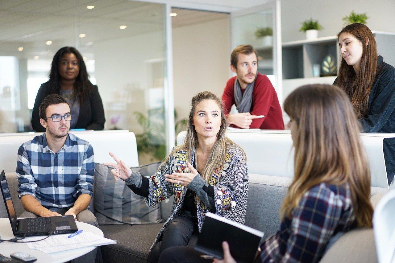 nonverbale und verbale Kommunikation am Arbeitsplatz